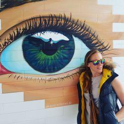Liesl • Design Paint Mural