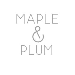 MAPLE & PLUM