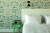 Wallpaper by Dan Funderburgh seen at Wythe Hotel, Brooklyn - Wallpaper