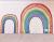 Murals by London Kaye seen at The Paper Bag Princess, Los Angeles - Rainbow