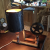 Lamps by Joint Venture Woodworks seen at Private Residence, Fredericksburg - Can O' Light