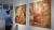 Paintings by Sara Marlowe Hall seen at Private Residence, Los Angeles - Sun 2