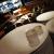 Ceramic Plates by Mieke Cuppen seen at Evvai Restaurant, Pinheiros - Texture Plate Chuva