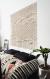 Macrame Wall Hanging by Ranran Design by Belen Senra at New York , NY Private Residence, New York - Macrame Headboard