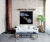 Paintings by Christina Twomey Art + Design seen at Private Residence, Los Angeles - DEEP SEA