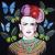 Paintings by Ashley Longshore seen at Three Wynwood, Miami - Frida