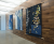 """Wall Hangings by ANTLRE - Hannah Sitzer seen at Google Store, Redwood City - """"Patches"""""""